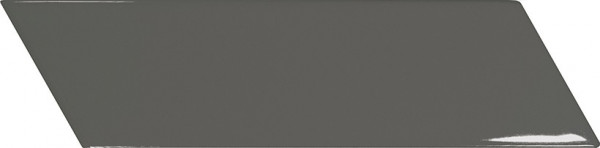 Equipe Chevron Wall Dark Grey Right 18,6 x 5,2 cm