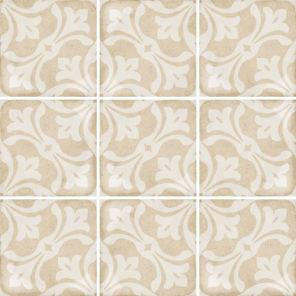 Equipe Art Nouveau La Rambla Biscuit 20 x 20 cm