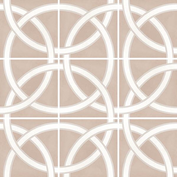 Equipe Caprice Deco Loop Pastel 20 x 20 cm
