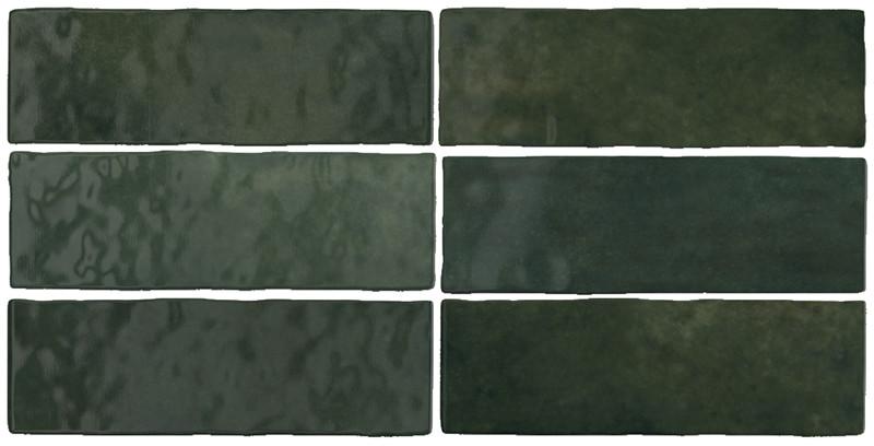 Equipe Artisan Moss Green 6,5 x 20 cm