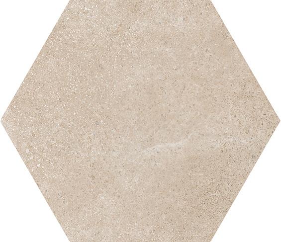 Equipe Hexatile Cement Mink 17,5 x 20 cm