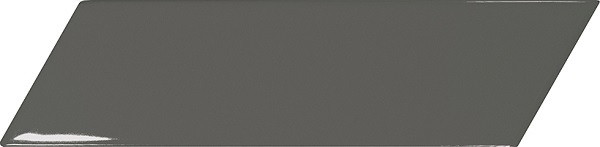 Equipe Chevron Wall Dark Grey Left 18,6 x 5,2 cm