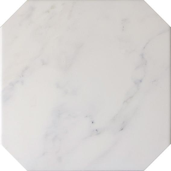 Equipe Octagon Marmol Blanco 20 x 20 cm