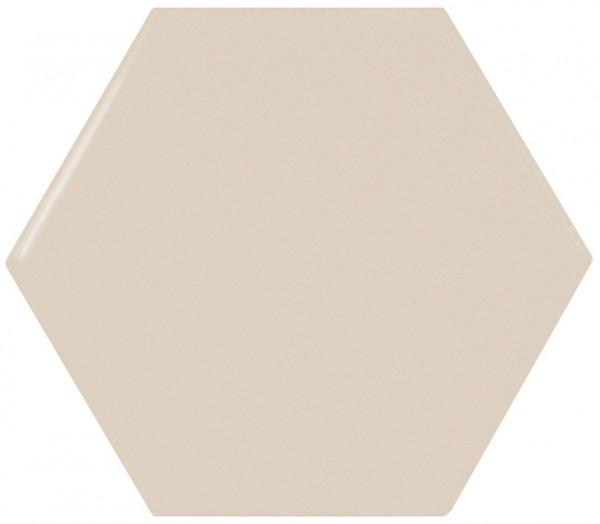 Equipe Scale Hexagon Greige 12,4 x 10,7 cm