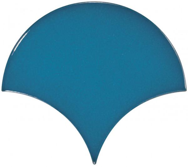 Equipe Fan Scale Electric Blue 10,6 x 12 cm