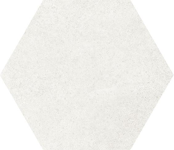 Equipe Hexatile Cement White 17,5 x 20 cm