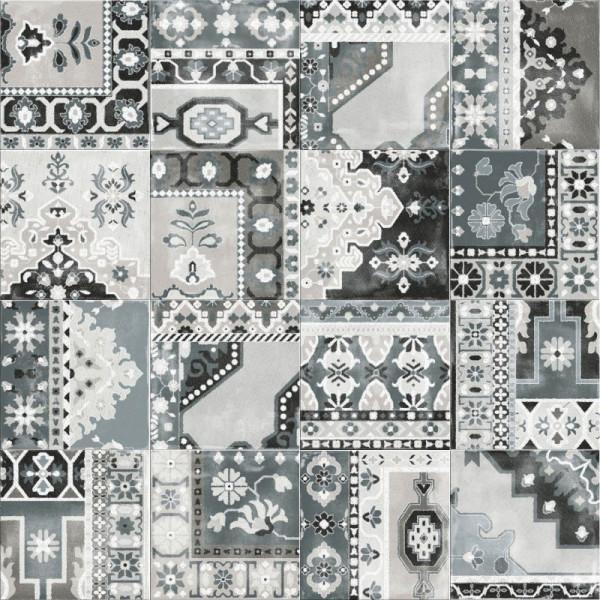 ABK Play Carpet Mix Grey 20 x 20 cm