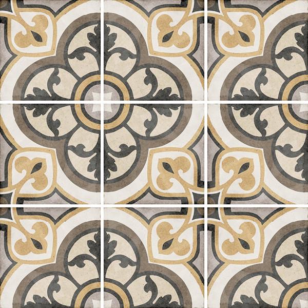Equipe Art Nouveau Majestic Colour 20 x 20 cm