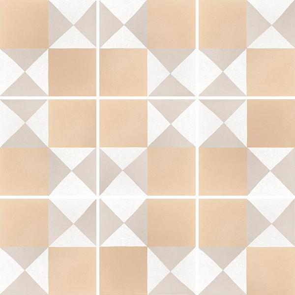 Equipe Caprice Deco Chess Pastel 20 x 20 cm