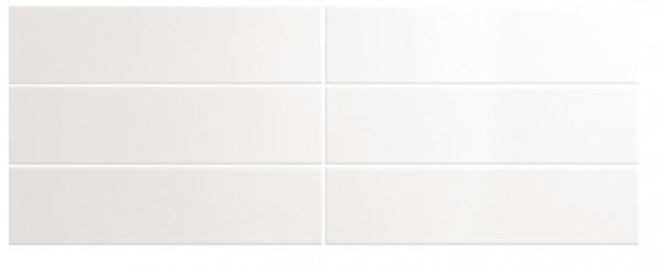 Equipe Crackle White 7,5 x 30 cm