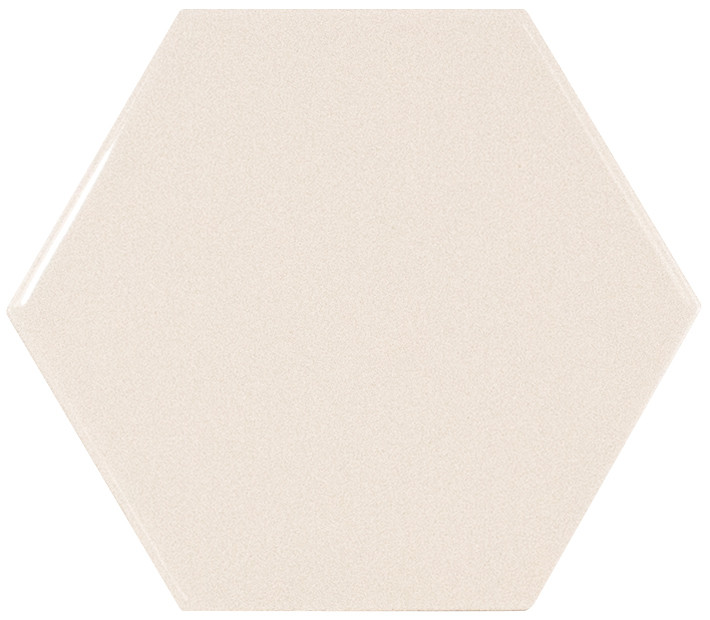 Equipe Scale Hexagon Cream 12,4 x 10,7 cm