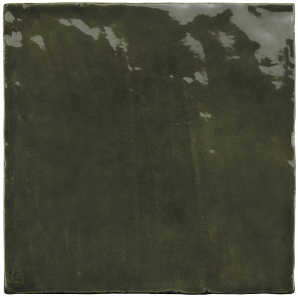 Equipe La Riviera Botanical Green 13,2 x 13,2 cm