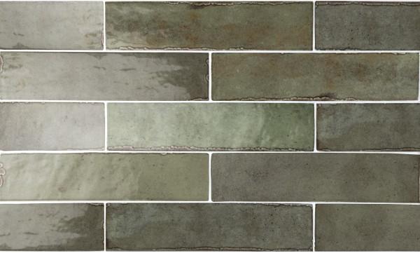 Equipe Tribeca Sage Green 6 x 24,6 cm
