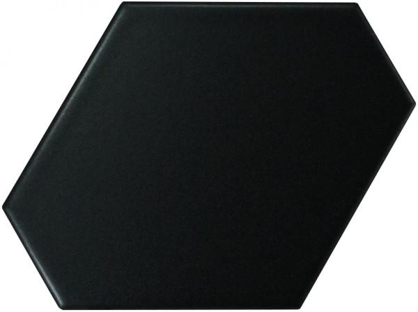 Equipe Scale Benzene Black Matt 10,8 x 12,4 cm