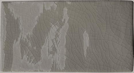 Equipe Masia Gris Oscuro Crackle 7,5 x 15 cm