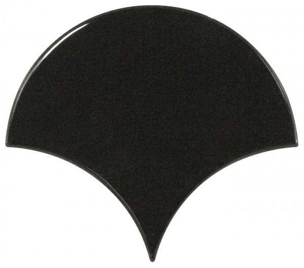 Equipe Scale Fan Black 10,6 x 12 cm