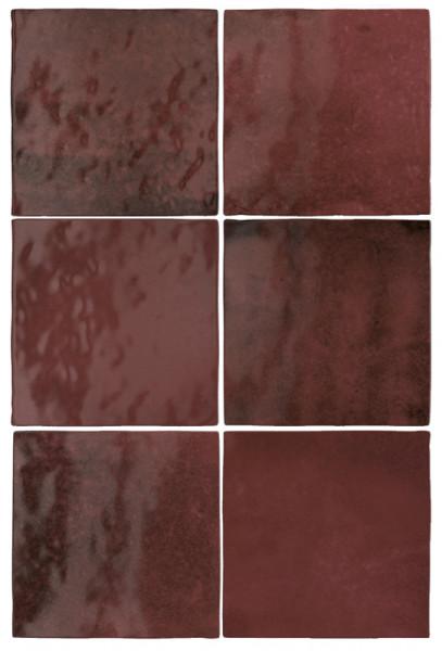 Equipe Artisan Burgundy 13,2 x 13,2 cm