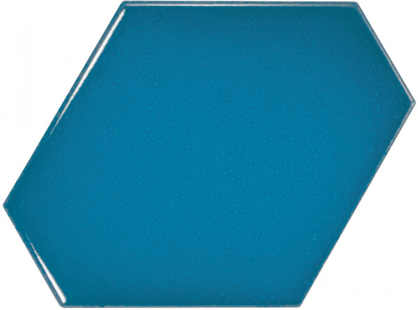 Equipe Scale Benzene Electric Blue 10,8 x 12,4 cm