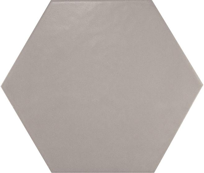 Equipe Hexatile Gris Mate 17,5 x 20 cm