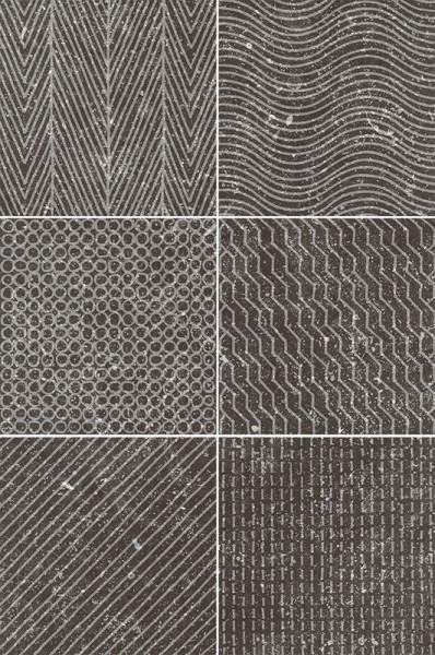 Equipe Coralstone Gamut Black 20 x 20 cm
