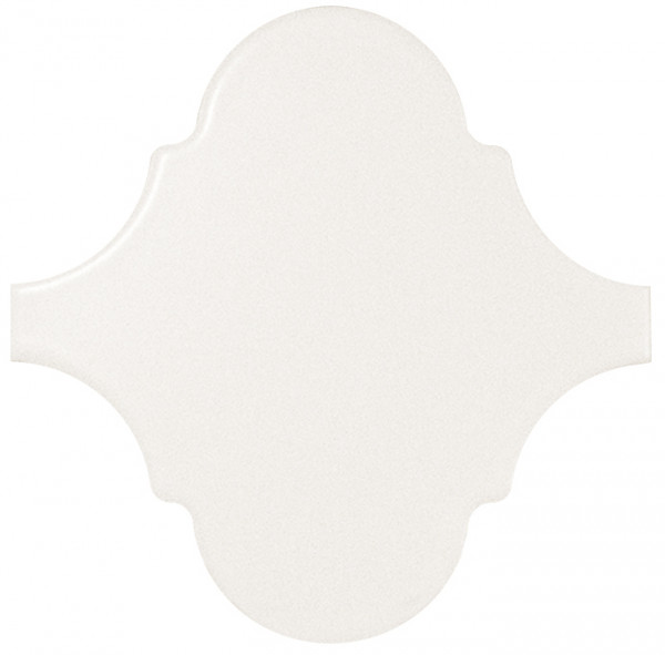 Equipe Scale Alhambra White Matt 12 x 12 cm