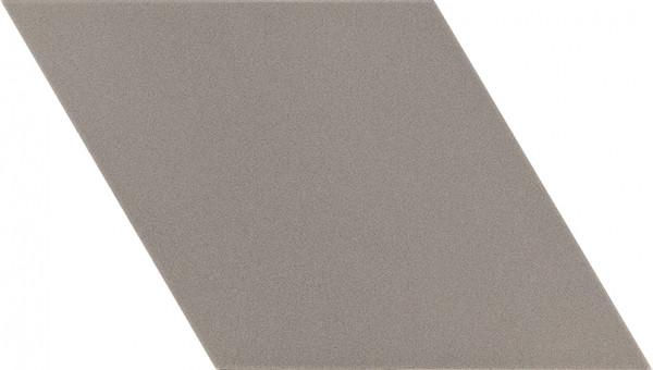 Equipe Rhombus Dark Grey Smooth 14 x 24 cm