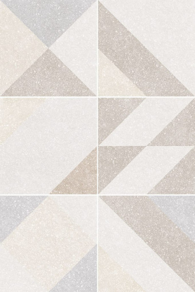 Equipe Micro Elements Taupe 20 x 20 cm