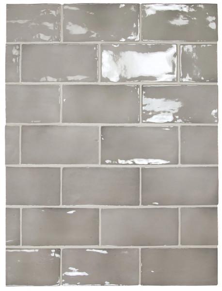 Equipe Manacor Mercury Grey 7,5 x 15 cm