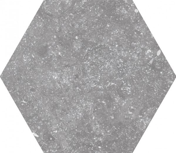 Equipe Coralstone Hexagon Grey 29,2 x 25,4 cm