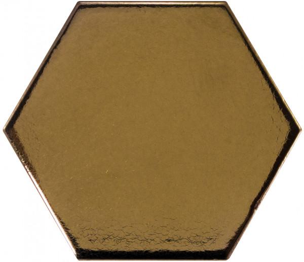 Equipe Scale Hexagon Metallic 12,4 x 10,7 cm