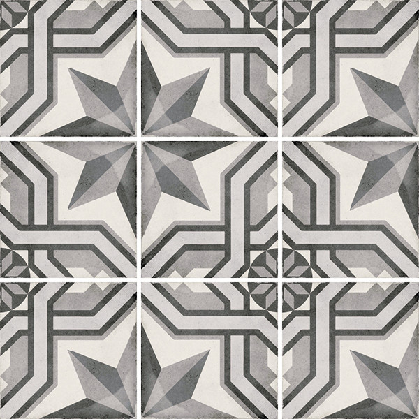 Equipe Art Nouveau Cinema Grey 20 x 20 cm