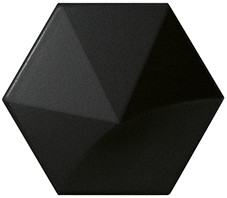 Equipe Magical 3 Oberland Black Matt 12,4 x 10,7 cm