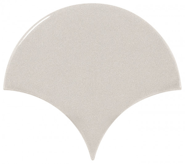 Equipe Scale Fan Light Grey 10,6 x 12 cm