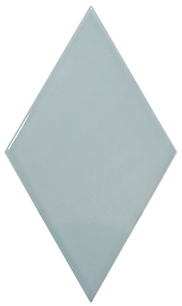 Equipe Rhombus Wall Ash Blue 15,2 x 26,3 cm