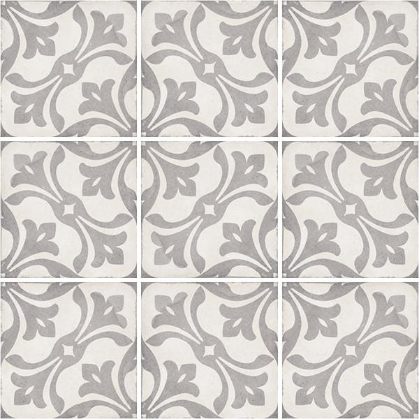 Equipe Art Nouveau La Rambla Grey 20 x 20 cm