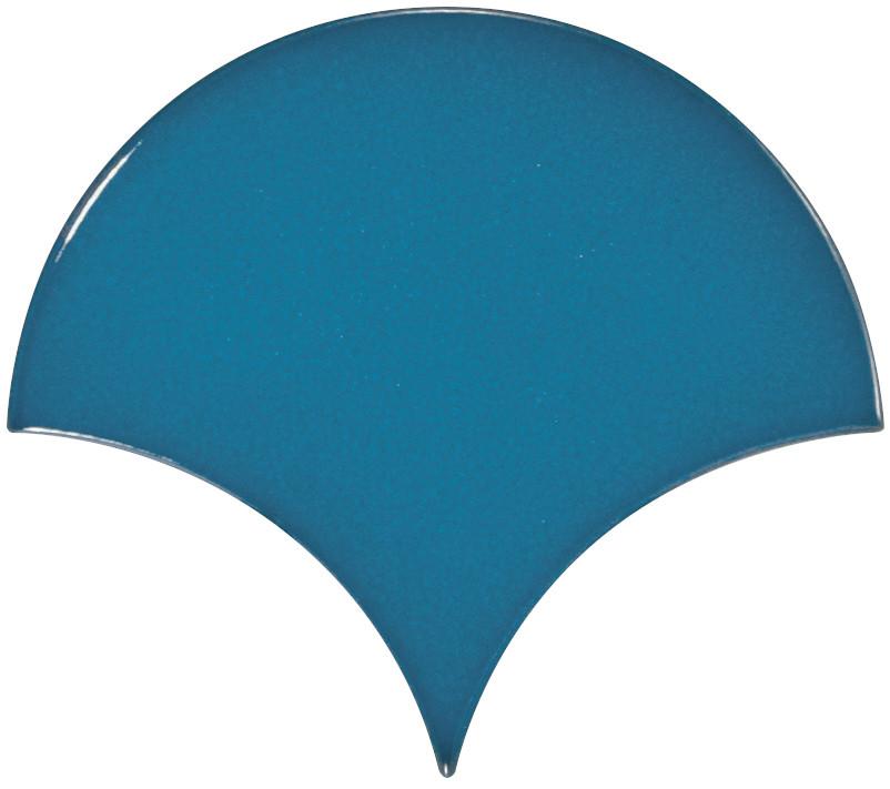 Equipe Scale Fan Electric Blue 10,6 x 12 cm