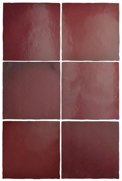 Equipe Magma Burgundy 13,2 x 13,2 cm