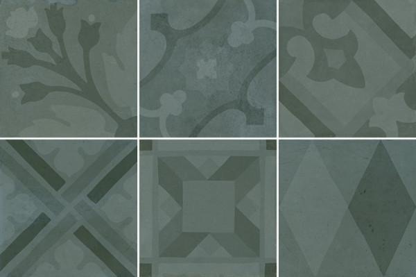 Equipe Antiqva Encants Aqua 20 x 20 cm