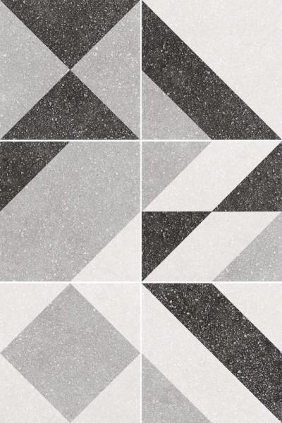 Equipe Micro Elements Grey 20 x 20 cm