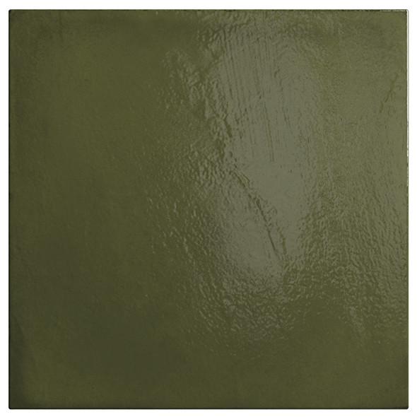 Equipe Habitat Olive 20 x 20 cm