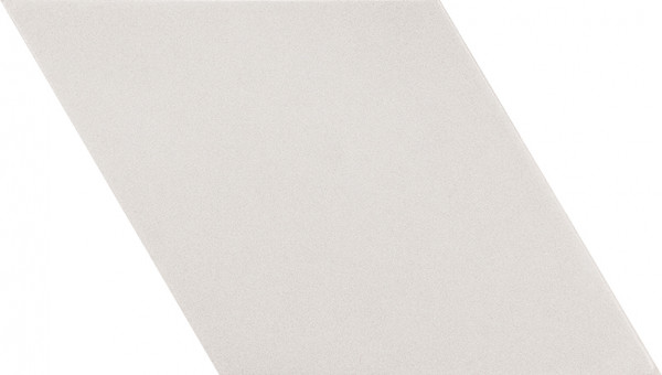 Equipe Rhombus White Smooth 14 x 24 cm