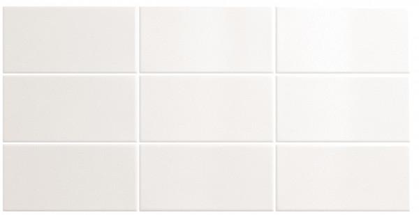 Equipe Crackle White 7,5 x 15 cm
