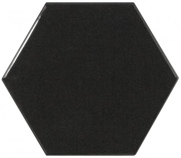 Equipe Scale Hexagon Black 12,4 x 10,7 cm