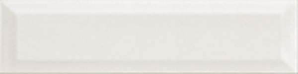Equipe Metro White Matt 7,5 x 30 cm