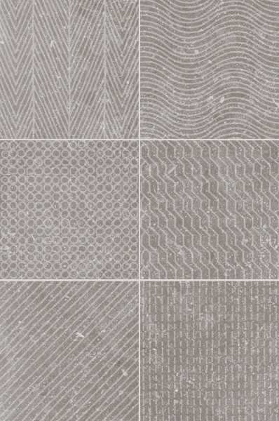 Equipe Coralstone Gamut Grey 20 x 20 cm