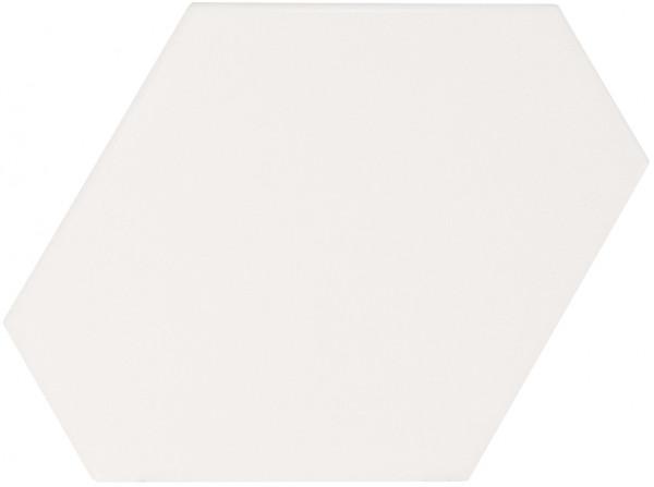 Equipe Scale Benzene White Matt 10,8 x 12,4 cm
