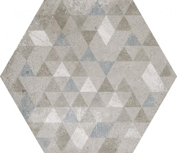 Equipe Urban Forest Hexagon Silver 29,2 x 25,4 cm