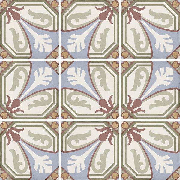 Equipe Art Nouveau Viena Colour 20 x 20 cm