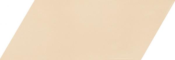 Equipe Chevron Crema Mate Left 9 x 20,5 cm